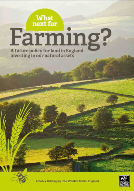 What next for farming