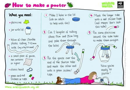 Make a pooter