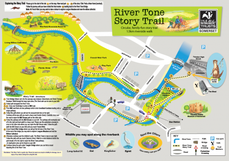 River Tone Story Trail